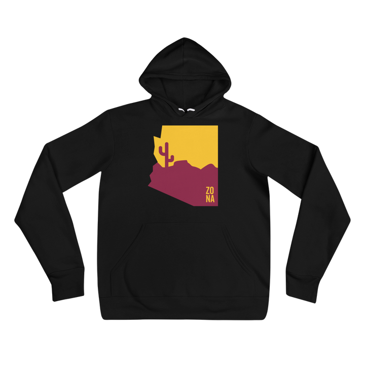 ZONA State SILHOUETTE - Hoodie