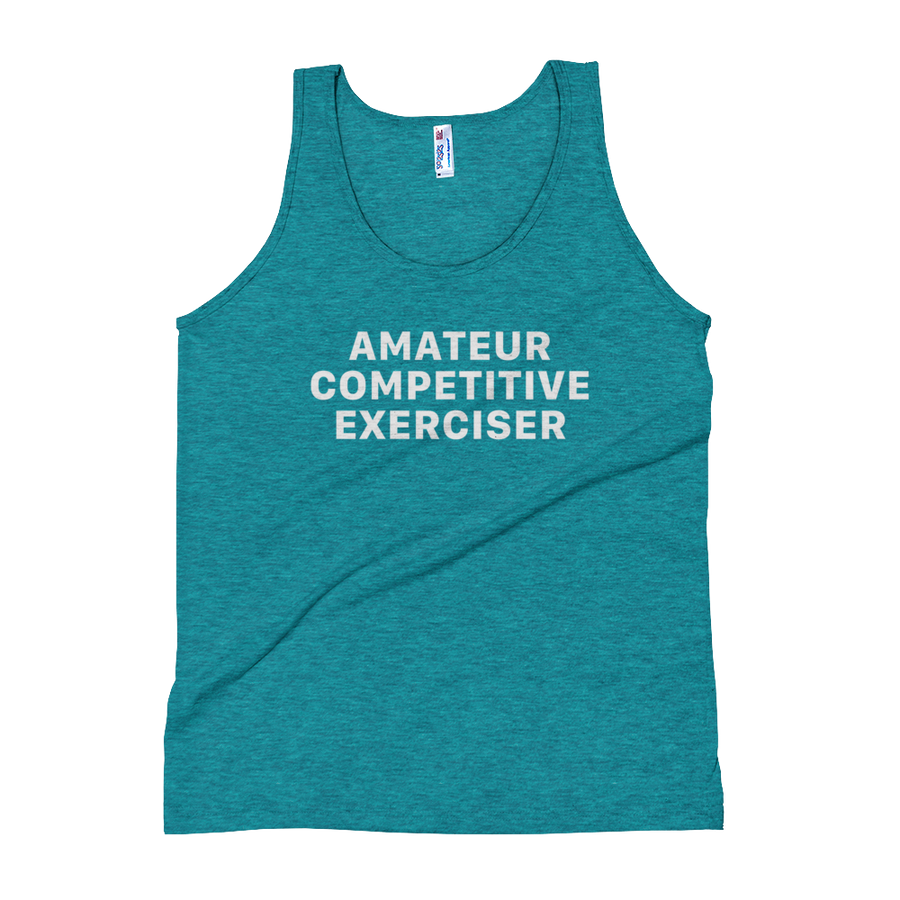 Amateur Competitive Exerciser - Tank Top