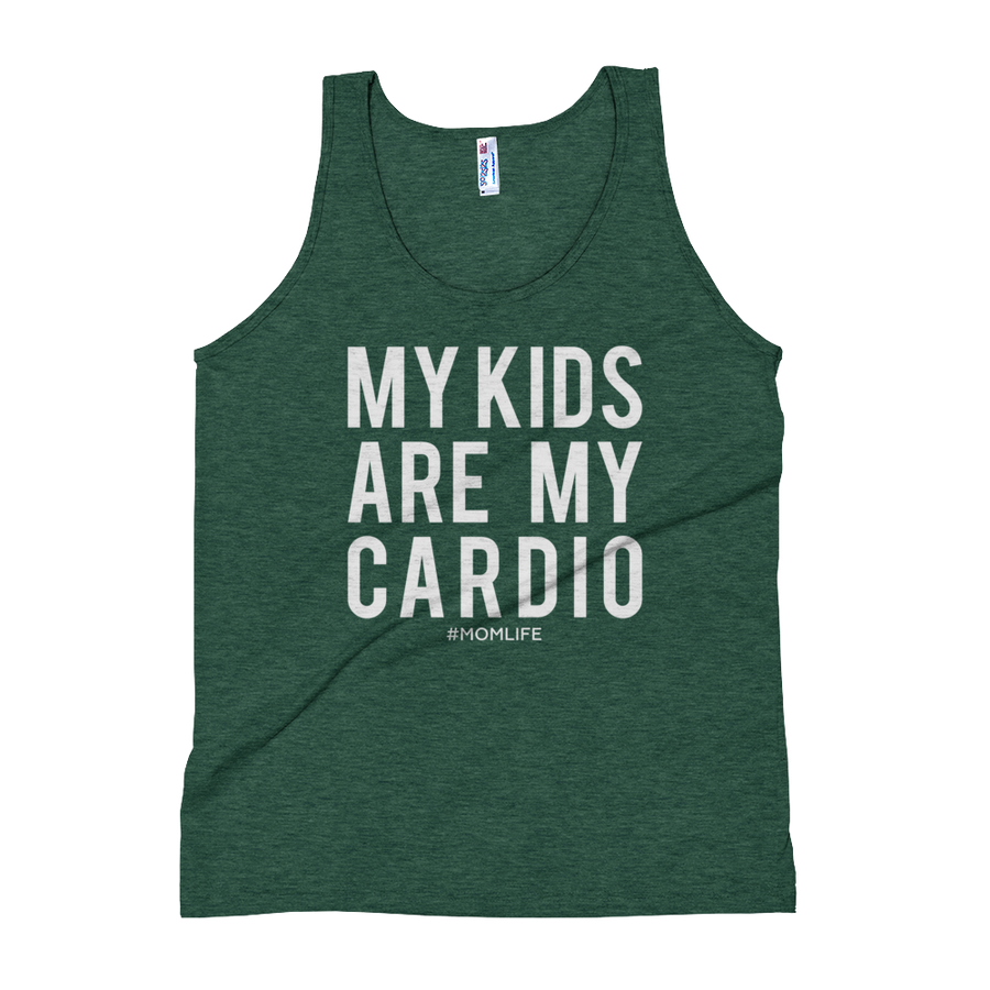 My Kids are My Cardio - Tank Top
