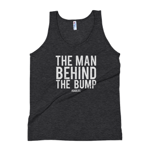 The Man Behind the Bump - Tank Top