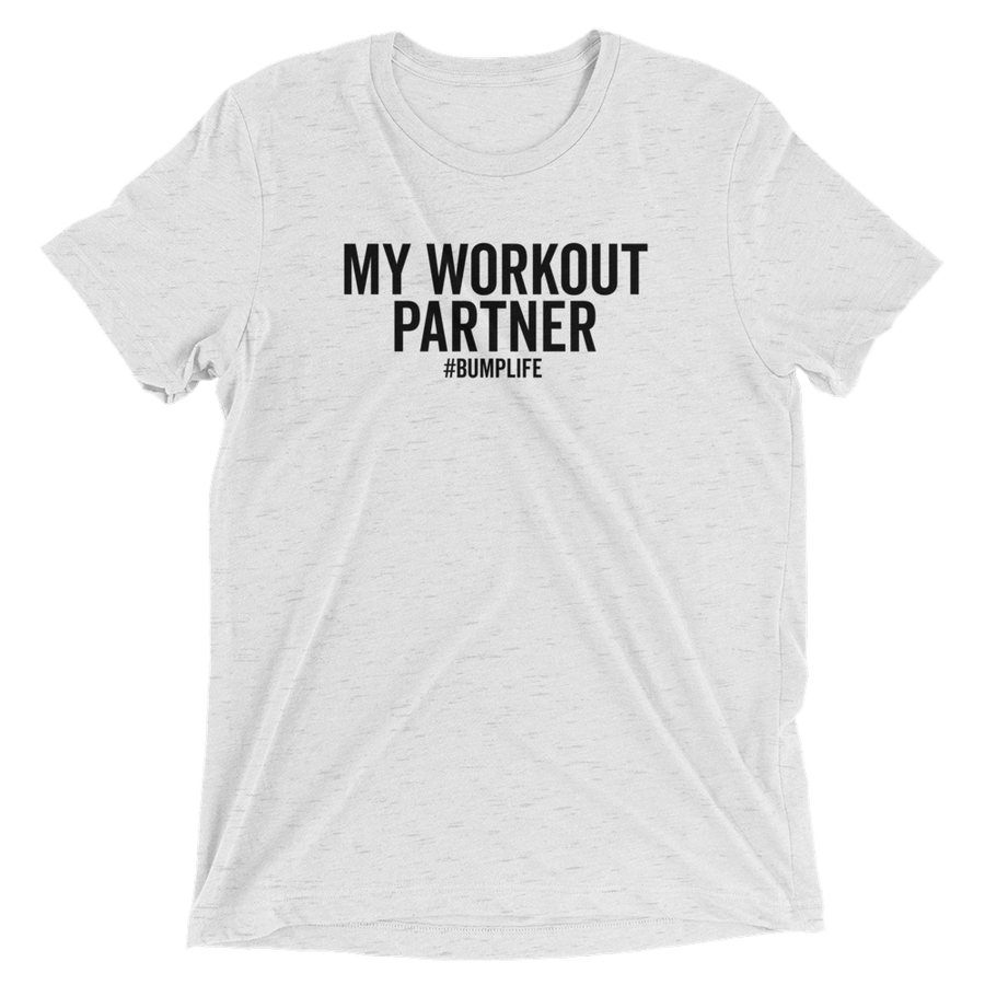 My Workout Partner - T-Shirt