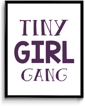 Tiny Girl Gang