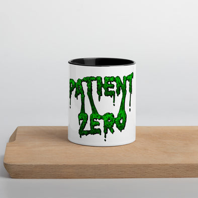 """Patient Zero"" Colored Mug"