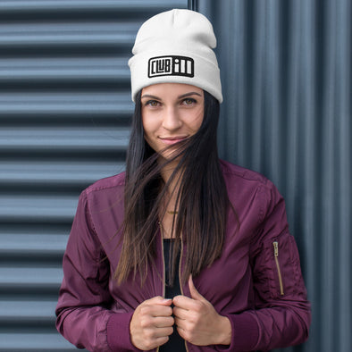 Club Ill Embroidered Beanie