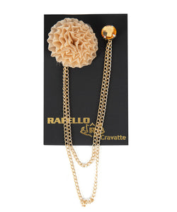 Collar Ornament - Gold