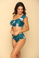 ICON WAVE CROP ORCHID SWIM BIKINI