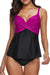 Plus Size Cute Girl Tankini Set