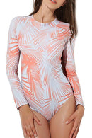 Love Confession Racerback One Piece Swimwear