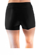 Black Swimming Short Style