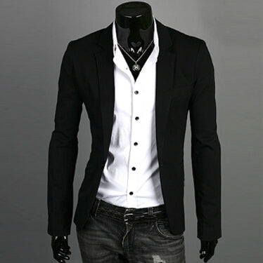 New Arrival Fashion Clothing Wild Single Button Blazer