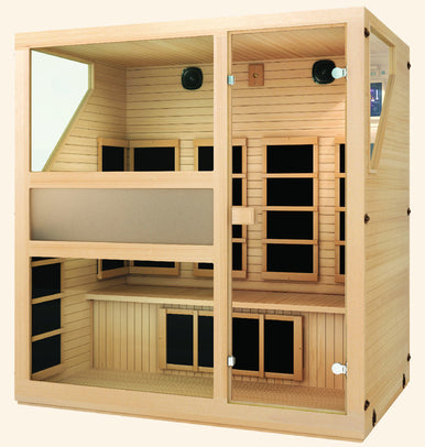 Ensi™ 4 Person Far Infrared Sauna Father's Day Sale (Save $1300)