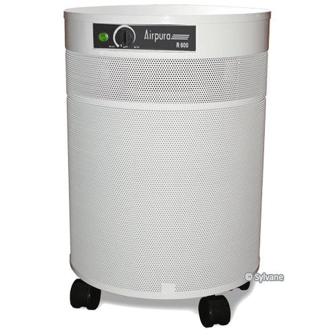 Image of AirPura C600DLX Air Purifier VOCs, PCBs and other Chemicals - Heavenly Skin HQ