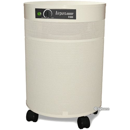 AirPura C600DLX Air Purifier VOCs, PCBs and other Chemicals - Heavenly Skin HQ