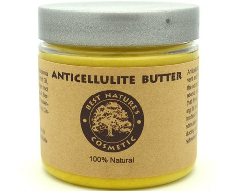Anticellulite butter 4oz / 120ml - Heavenly Skin HQ
