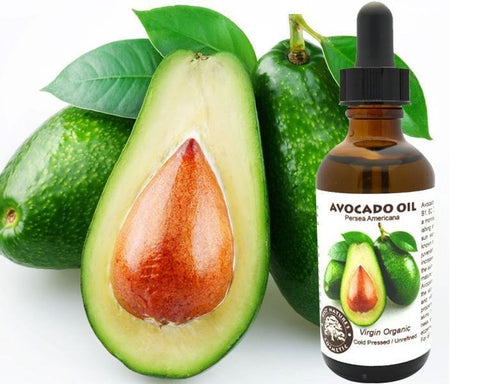 Avocado Oil Organic - Heavenly Skin HQ