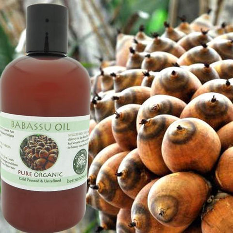 Babassu Oil Organic - Heavenly Skin HQ