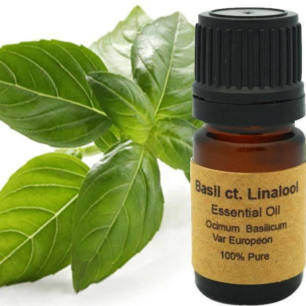 Basil CT. Linalool Essential - Heavenly Skin HQ