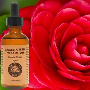 Camellia Seed Oil Organic - Heavenly Skin HQ