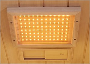 Clearlight Infrared Sauna Medical Grade Chromotherapy Lights - Heavenly Skin HQ