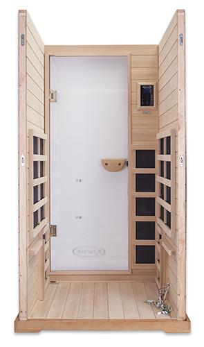 Clearlight Premier IS-1 One Person Sauna Infrared Benefits - Heavenly Skin HQ