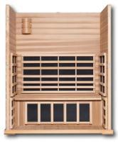 Clearlight Premier IS-3 Three Person Far Infrared Home Sauna - Heavenly Skin HQ
