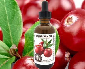 Cranberry Seed Oil Organic - Heavenly Skin HQ