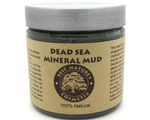 Dead Sea Mineral Mud - Heavenly Skin HQ