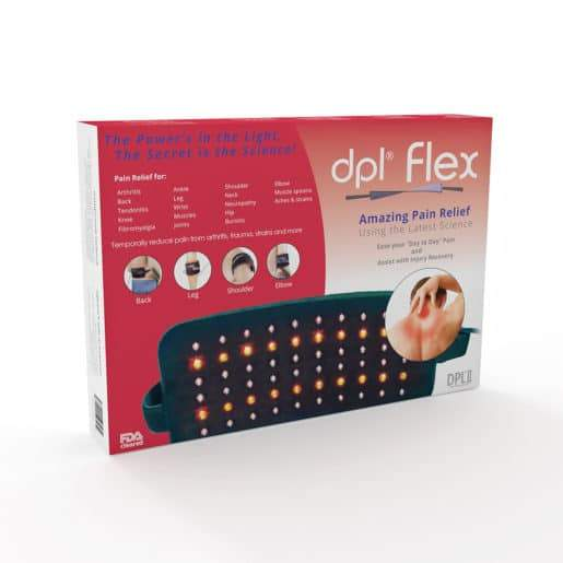 dpl® Flex Pad—Pain Relief Light Therapy - Heavenly Skin HQ