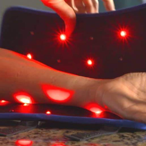 dpl® Wrist Wrap—Arm & Wrist Pain Relief Light Therapy - Heavenly Skin HQ