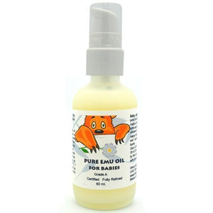 Emu Oil for Babies Refined 2oz / 60ml - Heavenly Skin HQ