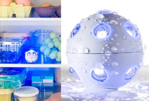 EnviroHygiene Orb Anti-microbial Light Ball/Mold And Germ Destroying UV Light Spheres - Heavenly Skin HQ