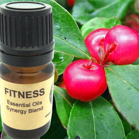 Fitness Essential Oils Synergy Blend. - Heavenly Skin HQ