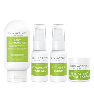 Glowing Skin Care Kit for Combination Skin - Heavenly Skin HQ