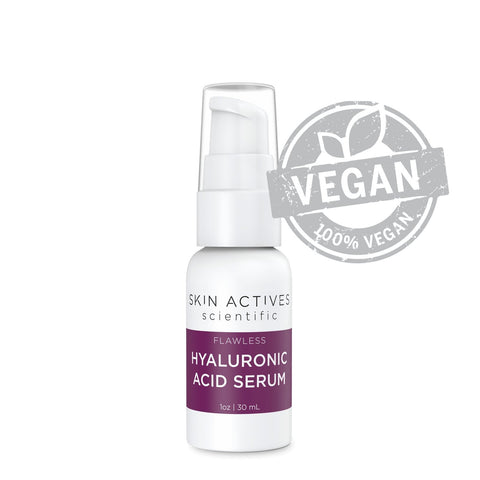 Hyaluronic Acid Serum - Vegan for Oil and Blemish Control by Skin Actives - Heavenly Skin HQ
