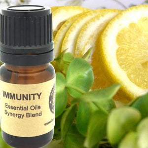 Immunity Essential Oils Synergy Blend. - Heavenly Skin HQ