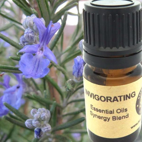 Invigorating Essential Oils Synergy Blend. - Heavenly Skin HQ