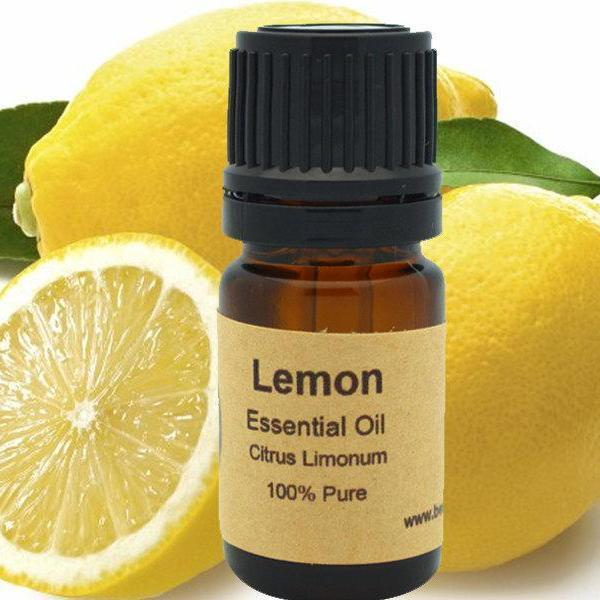 Lemon Essential Oil - Heavenly Skin HQ