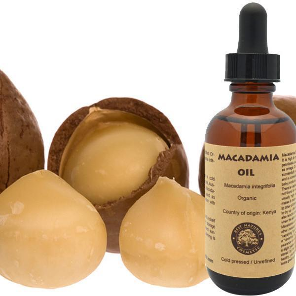 Macadamia Oil Organic - Heavenly Skin HQ