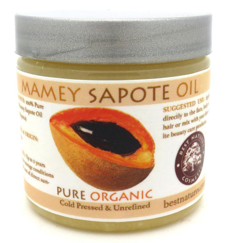 Image of Mamey Sapote Oil Organic - Heavenly Skin HQ