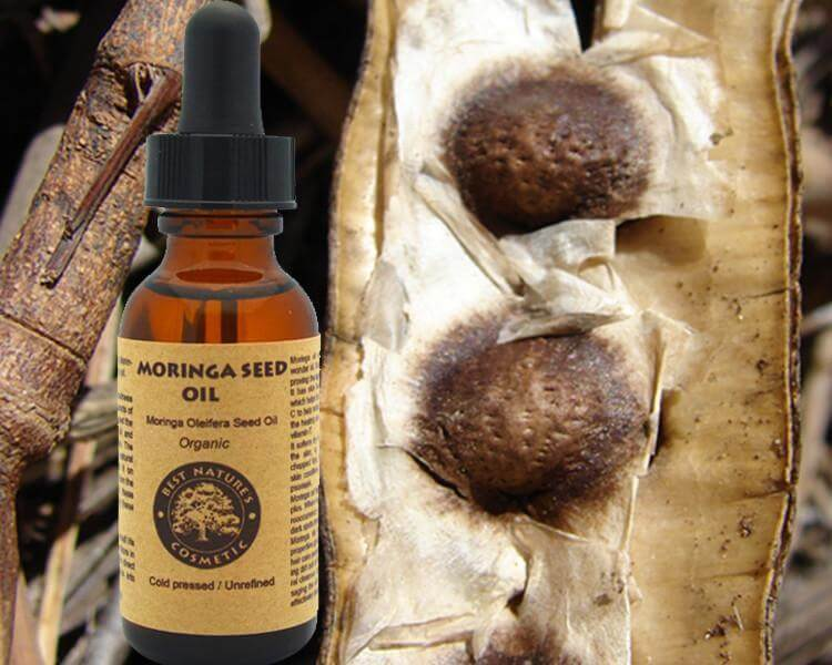 Moringa Oil Organic - Heavenly Skin HQ
