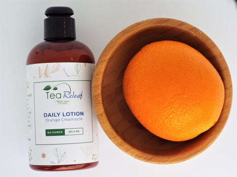 Orange Creamsicle Lotion - Heavenly Skin HQ