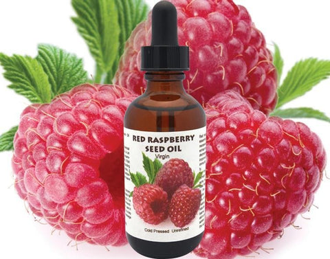 Red Raspberry Seed Oil Organic - Heavenly Skin HQ