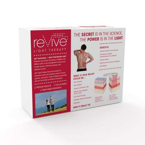 reVive Light Therapy® Clinical—Pain Relief Light Therapy - Heavenly Skin HQ
