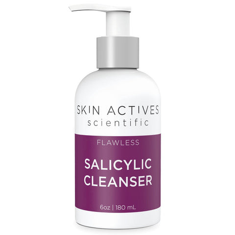 Salicylic Cleanser for Oil and Blemish Control by Skin Actives - Heavenly Skin HQ