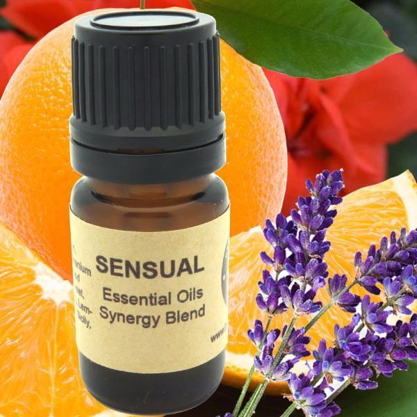 Sensual Essential Oils Synergy Blend - Heavenly Skin HQ