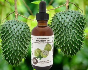 Soursop Graviola Guanabana Oil Organic - Heavenly Skin HQ