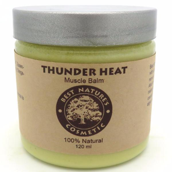 Thunder Heat Muscle Balm - Heavenly Skin HQ