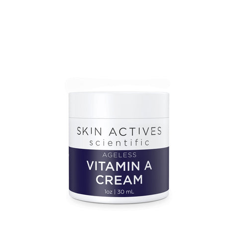 Vitamin A Cream - Heavenly Skin HQ