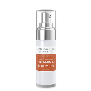 Vitamin C Serum 15% 1oz. by Skin Activies - Heavenly Skin HQ