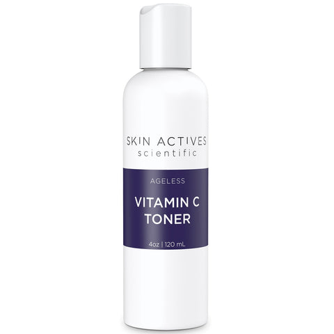 Vitamin C Toner 4oz by Skin Actives - Heavenly Skin HQ